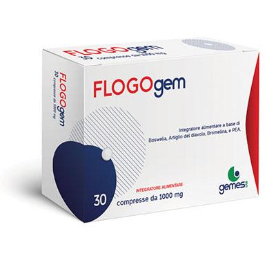 FLOGOgem - Integratore Alimentare Gemes
